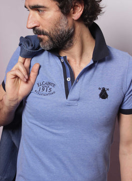 POLO MAN SUMMER BLUE