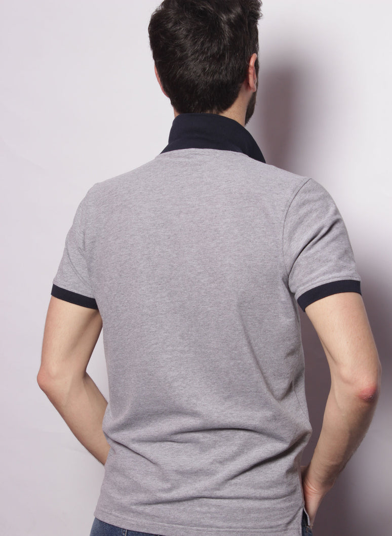 POLO MAN SUMMER GRAY
