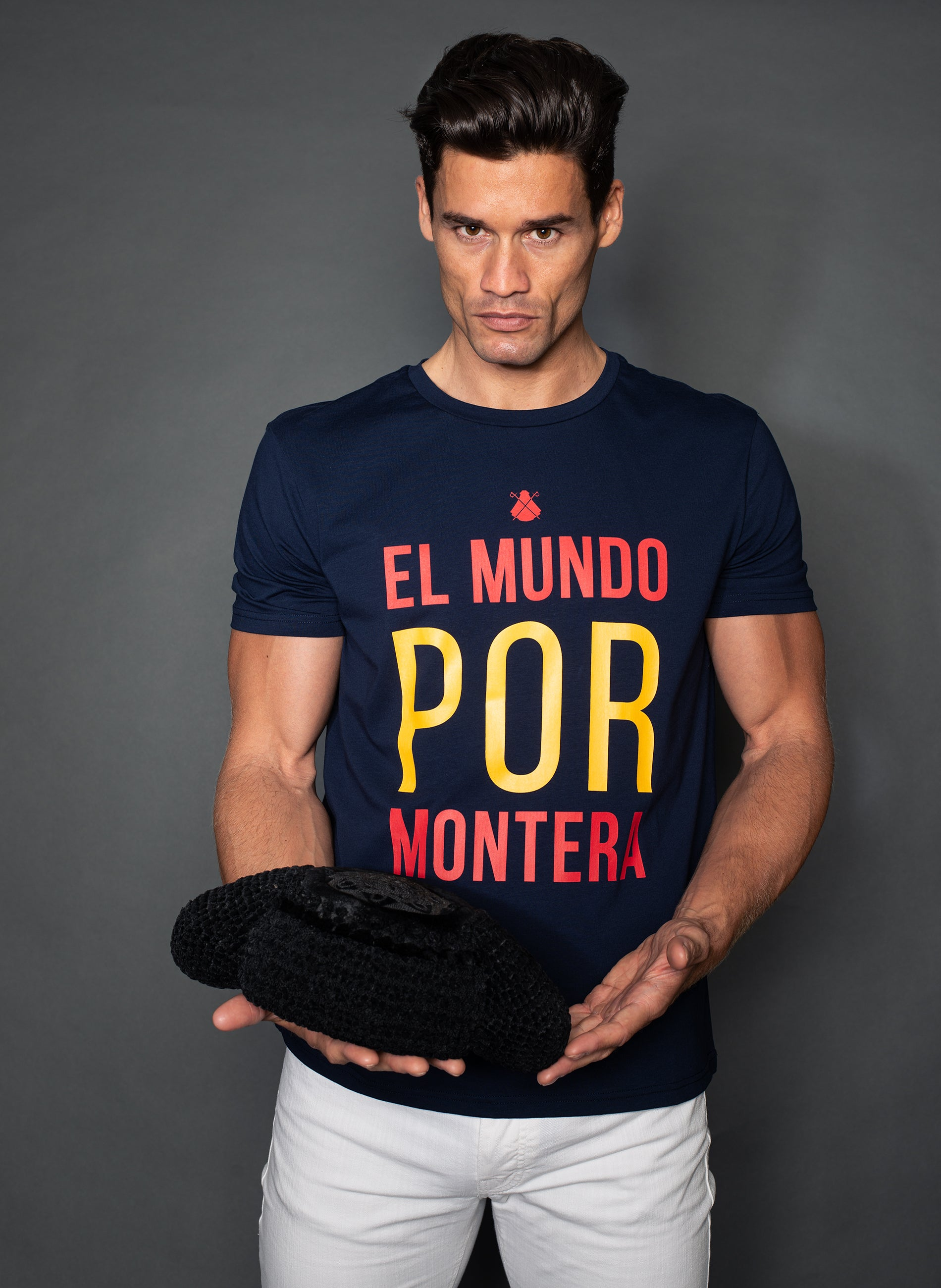 "Herren T-Shirt ""The World by Montera"""