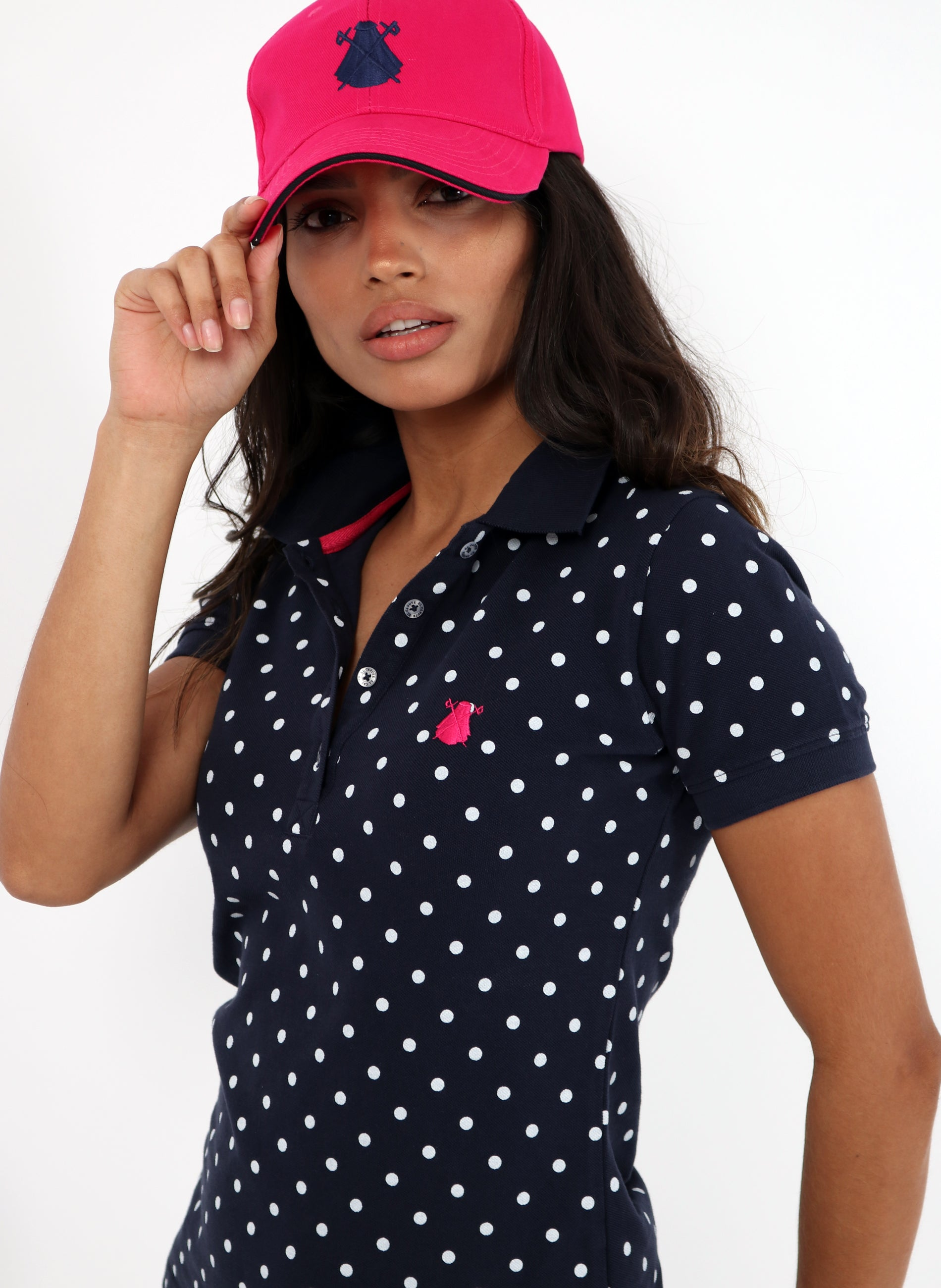 Polo Lunares Mujer