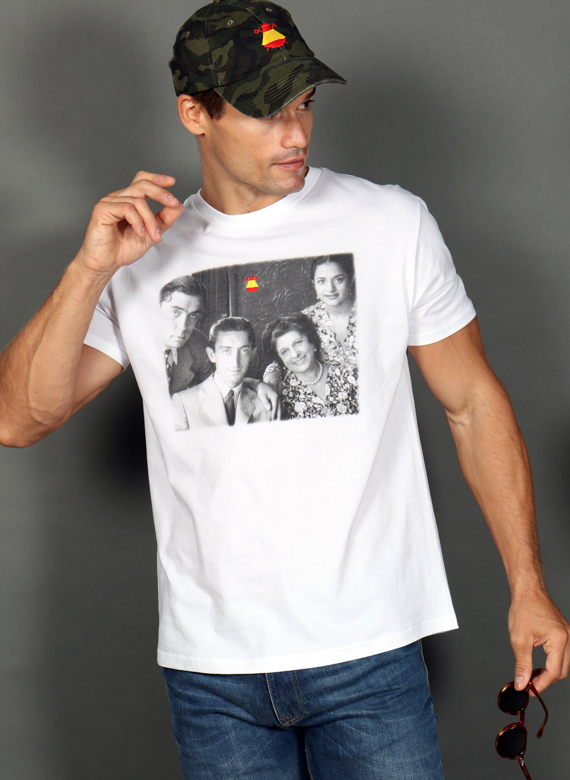 Spanish Art Men's T-shirt