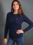Women's Jumper Navy Blue