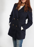 Sailor Coat Woman