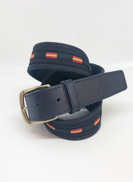 MARINO BELT MULTI BANDERAS SPAIN