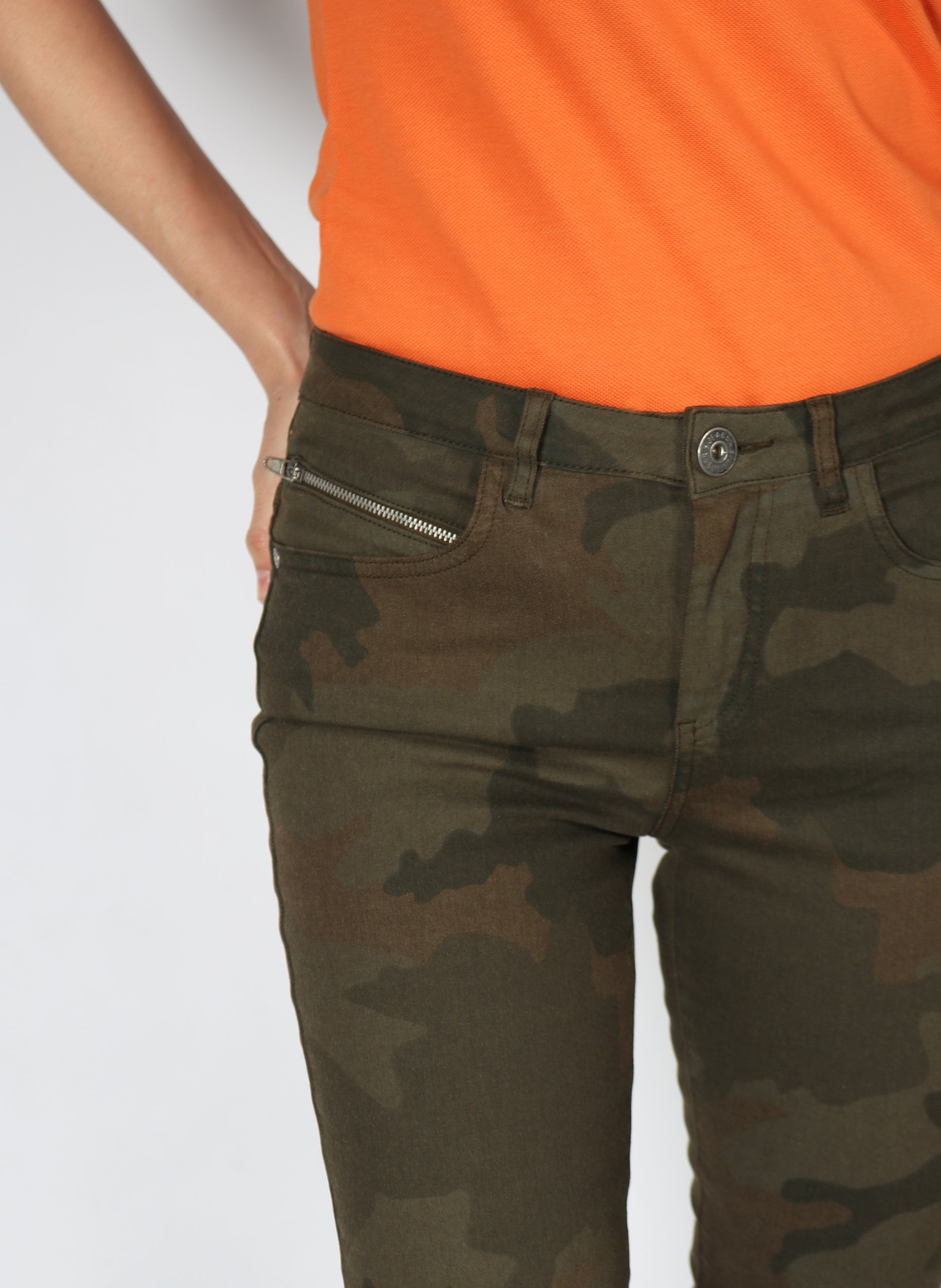 Camouflage Pant Women