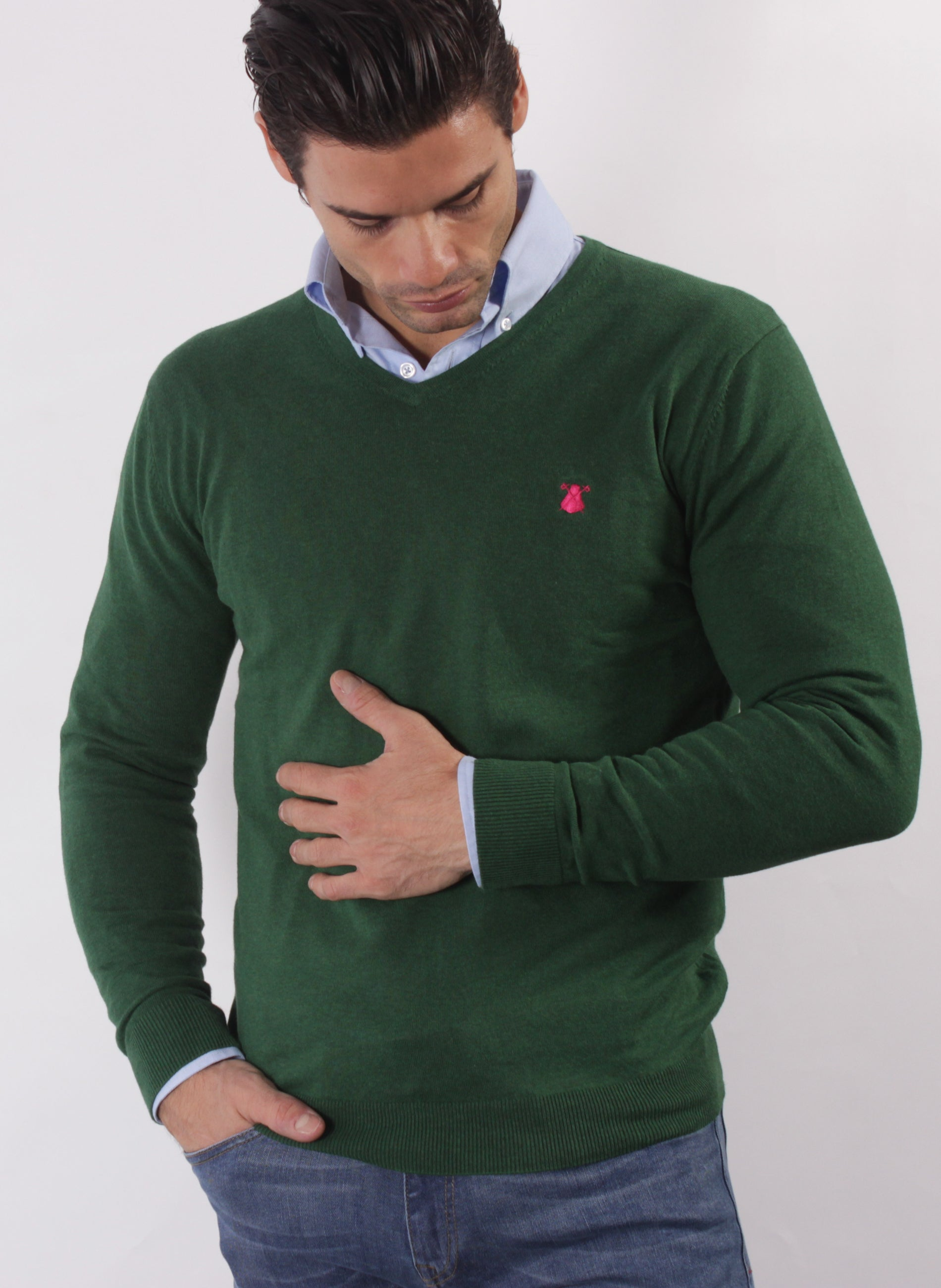 Green Pico Jersey