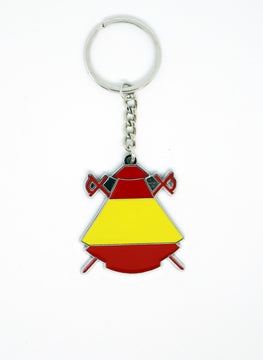 Keychain Spain