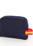 Blue Spain toiletry bag