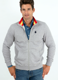 Sweatshirt Man Gray Spain