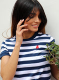 Sailor Striped T-shirt voor dames