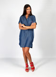 Denim dress Spain