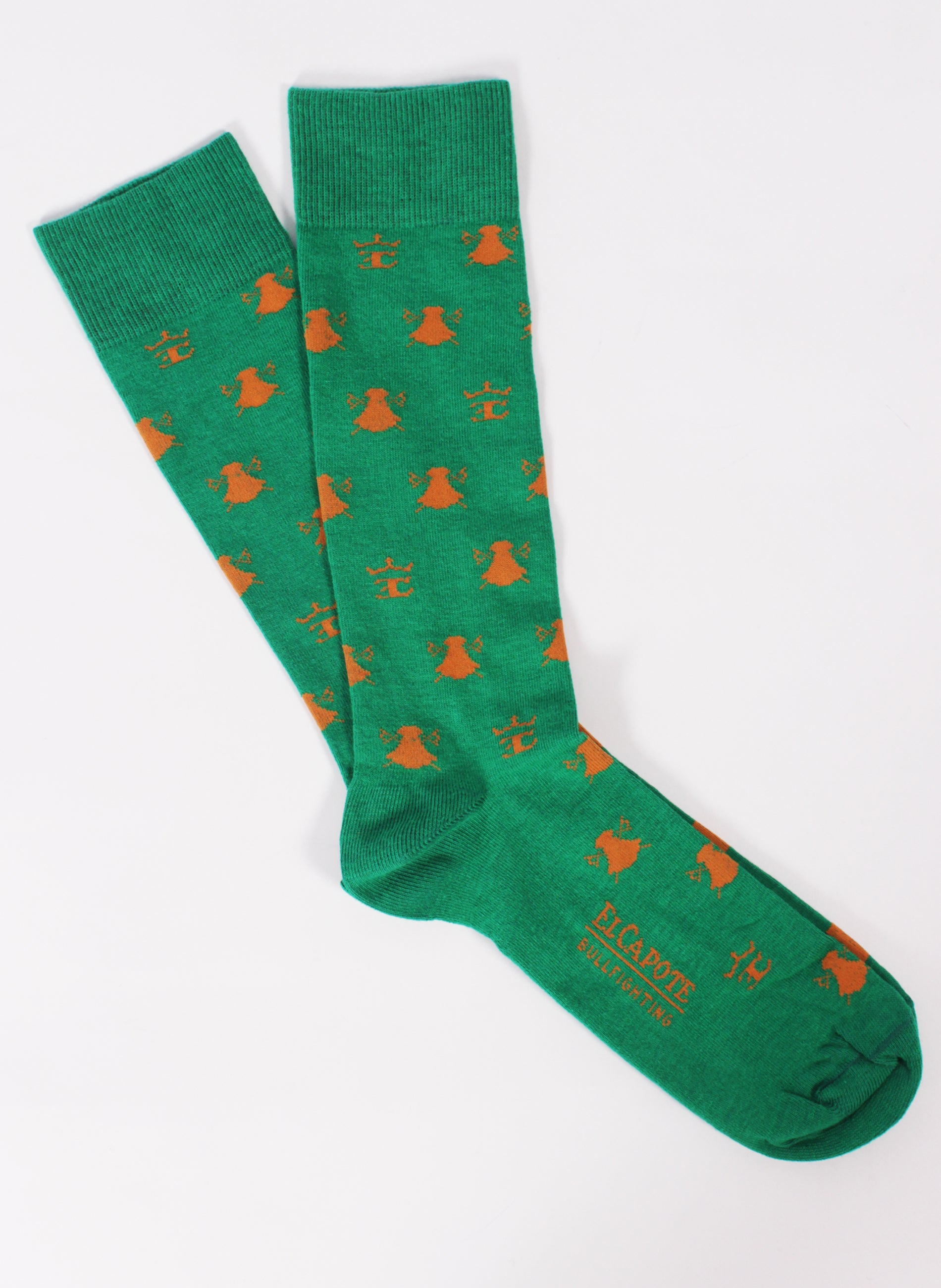 Green Sock Irons The Orange Capote