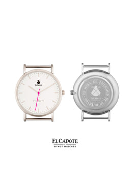 Unisex Button Watch Watch El Capote