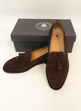 BROWN BORLAS BROWN SHOES