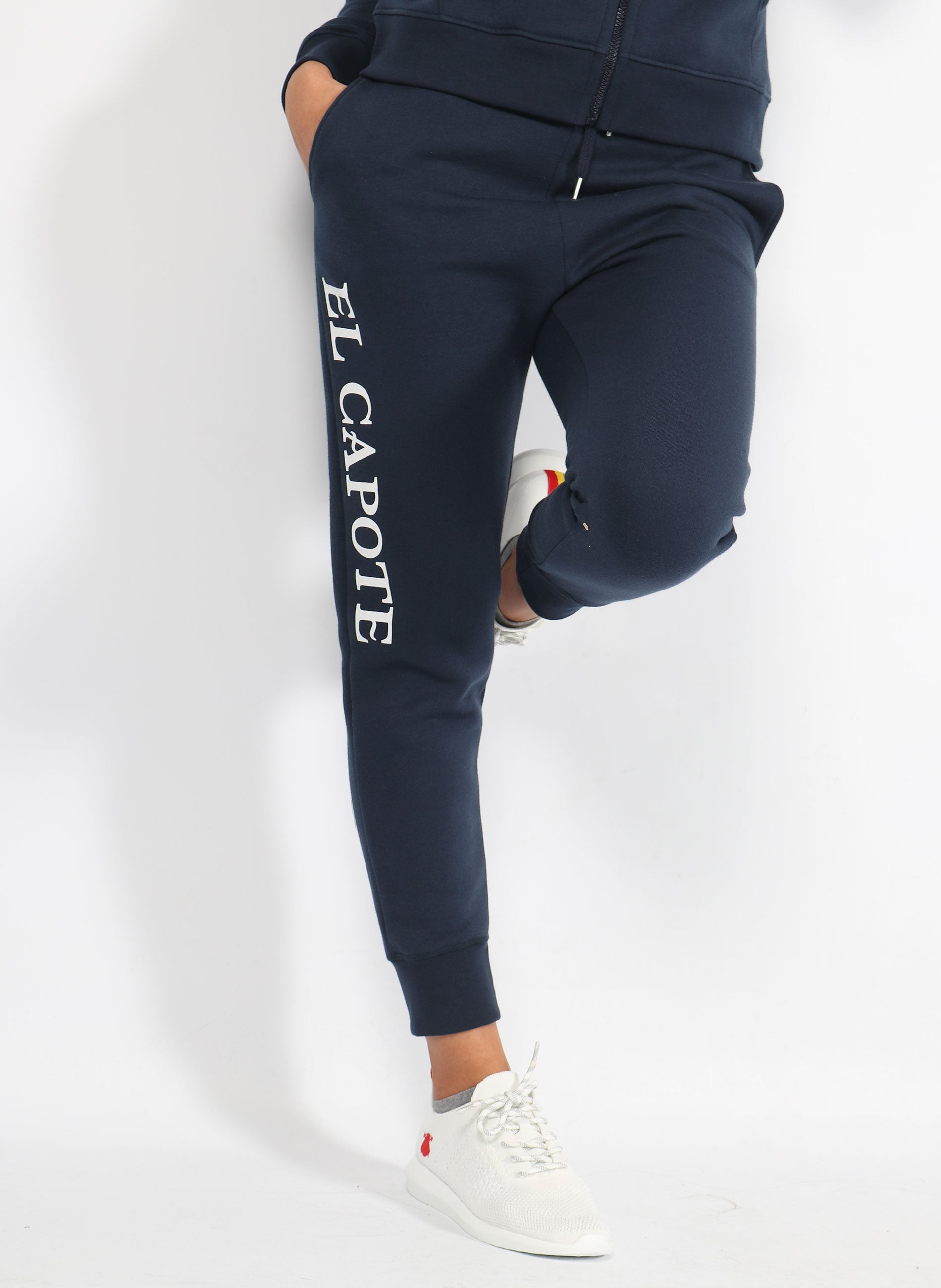 Women's Tracksuit Pants Navy blue