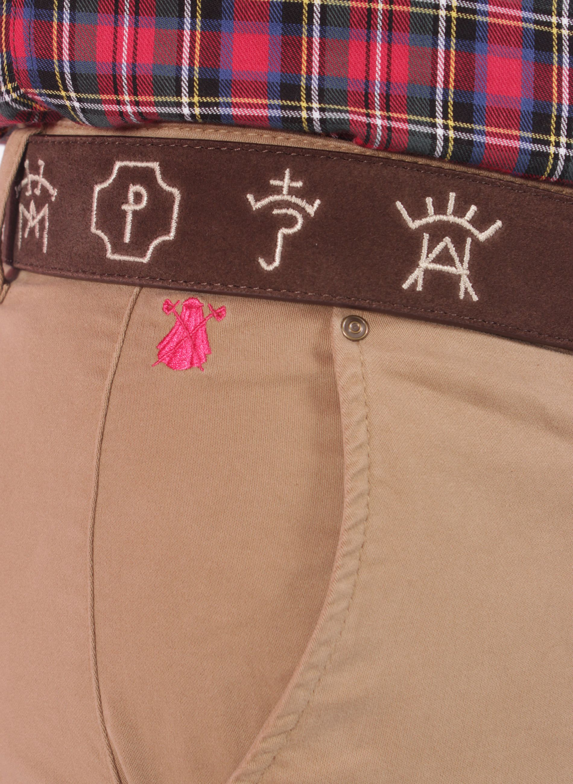 CAMEL TOASTED CHINESE MAN TROUSERS