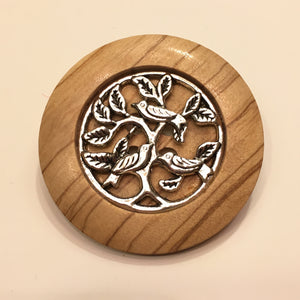 Wood Tree of Life