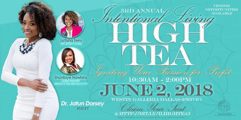 high tea dallas galleria fashion empowerment