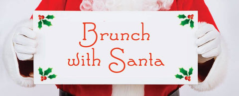 brunch with santa dallas holiday shopping