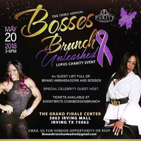 bosses brunch dallas lupus awareness