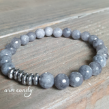 gray jade bracelet jussie smollett empire kelly ripa
