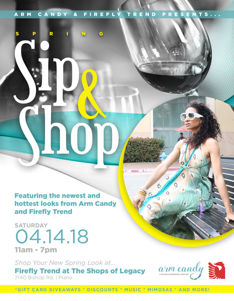 dallas shopping plano sip and shop fashion mimosas spring