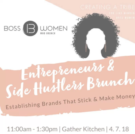 brunch black girl magic entrepreneur boss