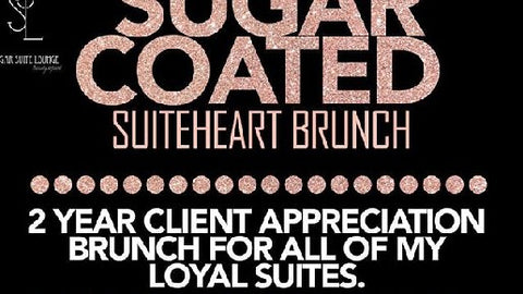sugar suite lounge brunch dallas beauty