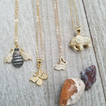 Gold-Filled Charm Chains