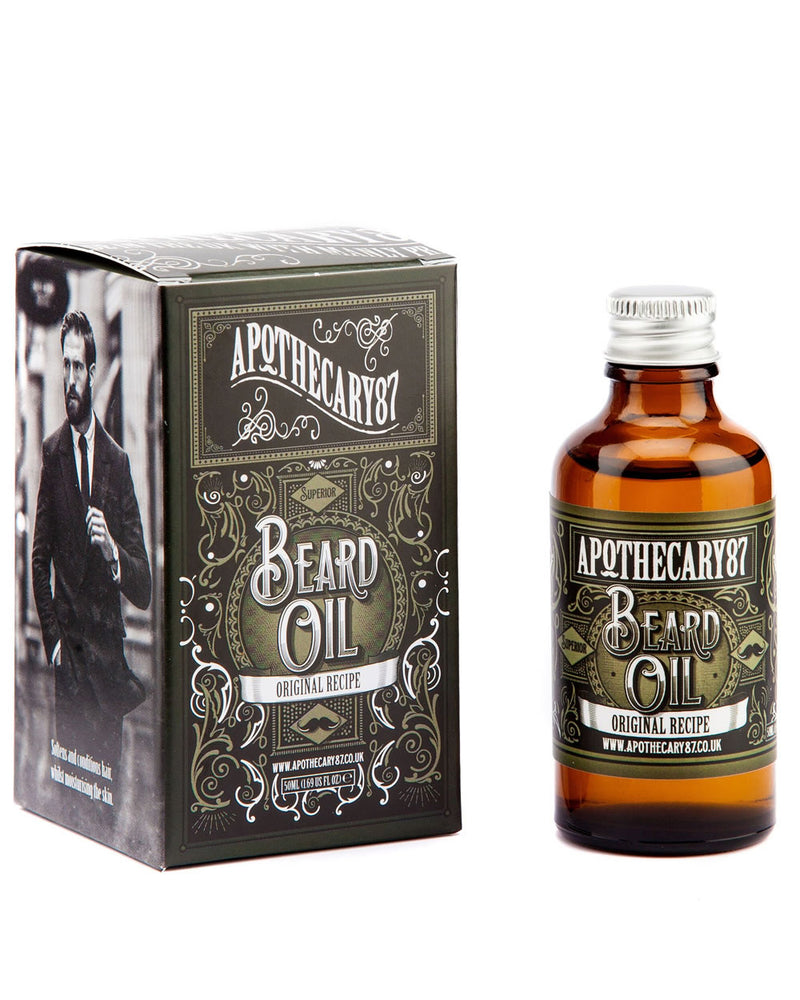 Apothecary 87 Original Beard Oil