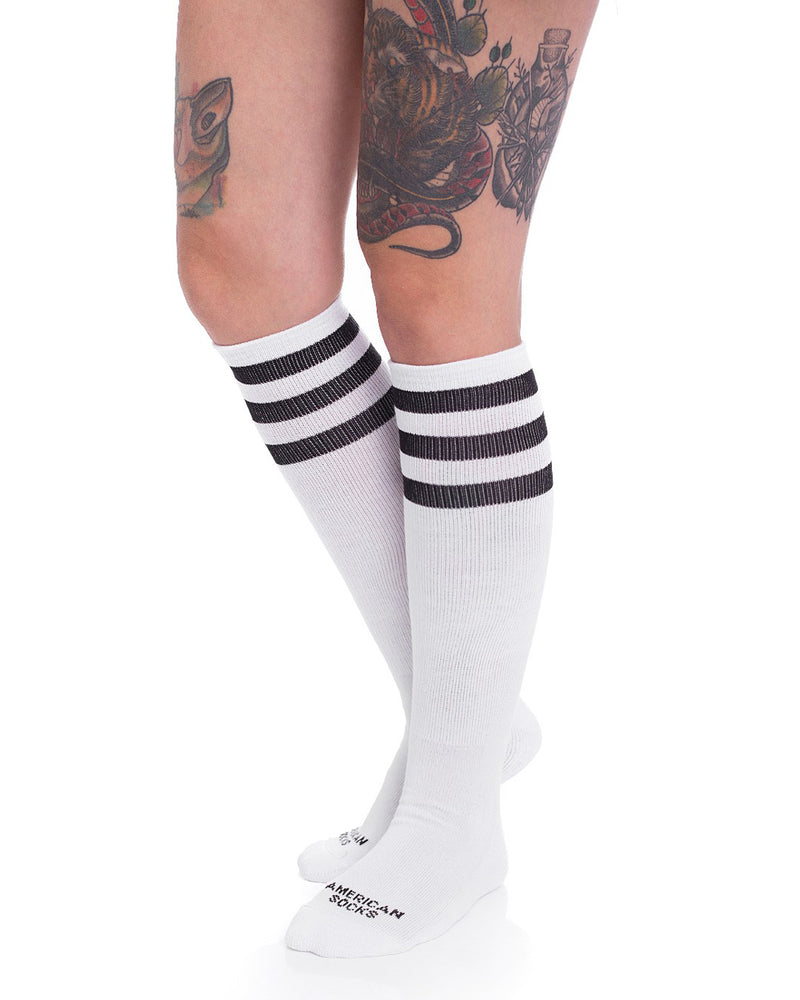 American Socks Old School Knee-High Skate Socks | Rebel Rebel Bruges