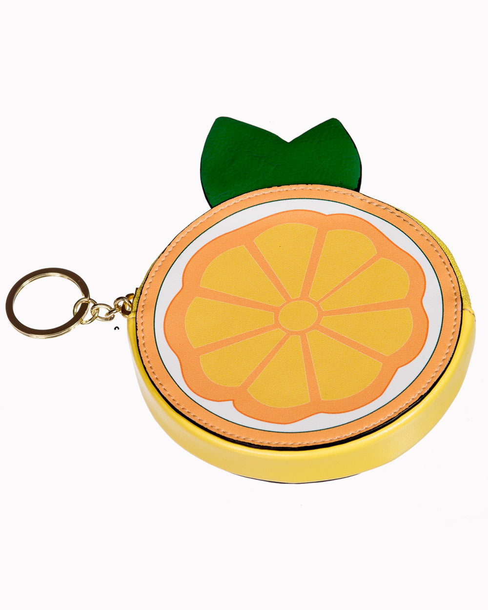 Orange In The Sun Coin Purse