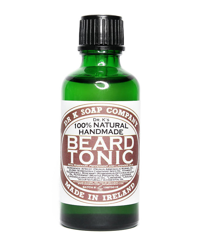 Dr K Original Beard Tonic