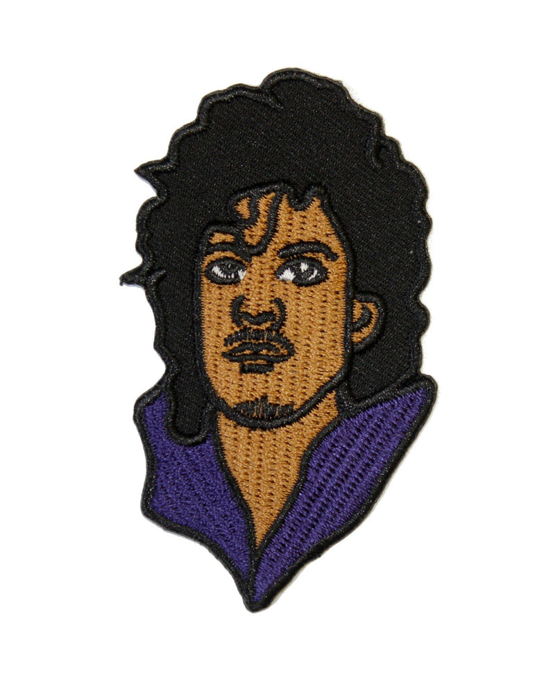 Prince Purple Rain Music Iron-On Patch | Rebel Rebel Bruges