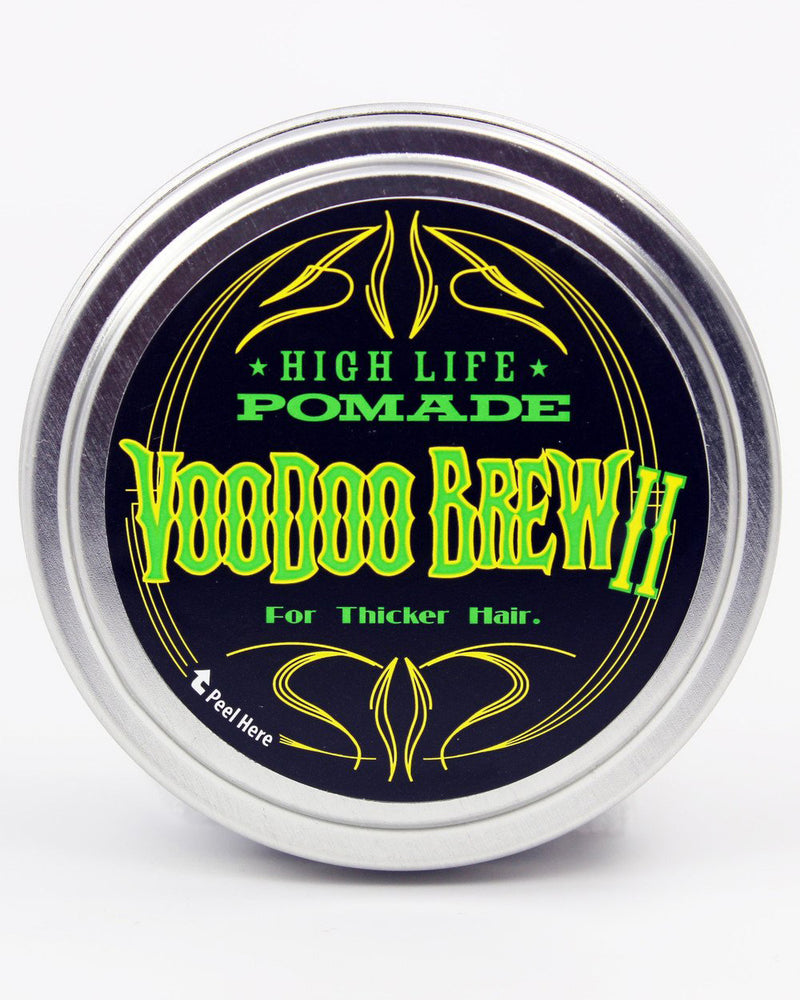High Life Voodoo Brew II Rockabilly Hair Pomade | Rebel Rebel Bruges