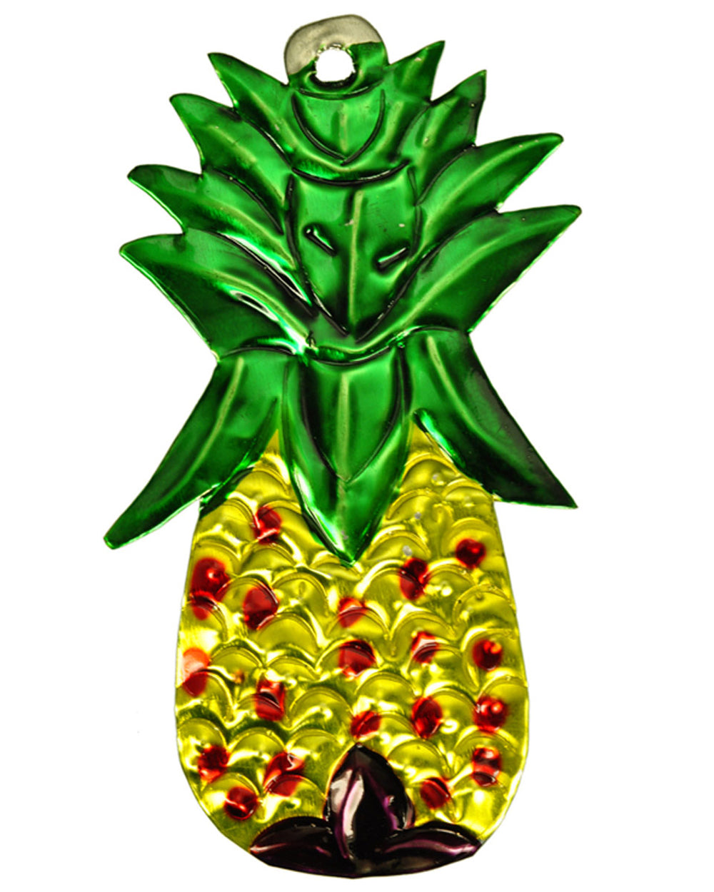 Mexican Mob Pineapple Tin Decoration Ornament | Rebel Rebel Bruges