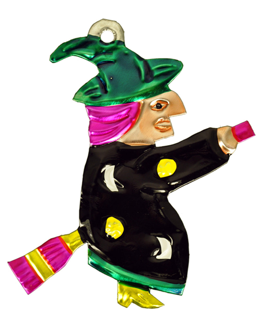 Mexican Mob The Wicked Witch Tin Ornament | Rebel Rebel Bruges