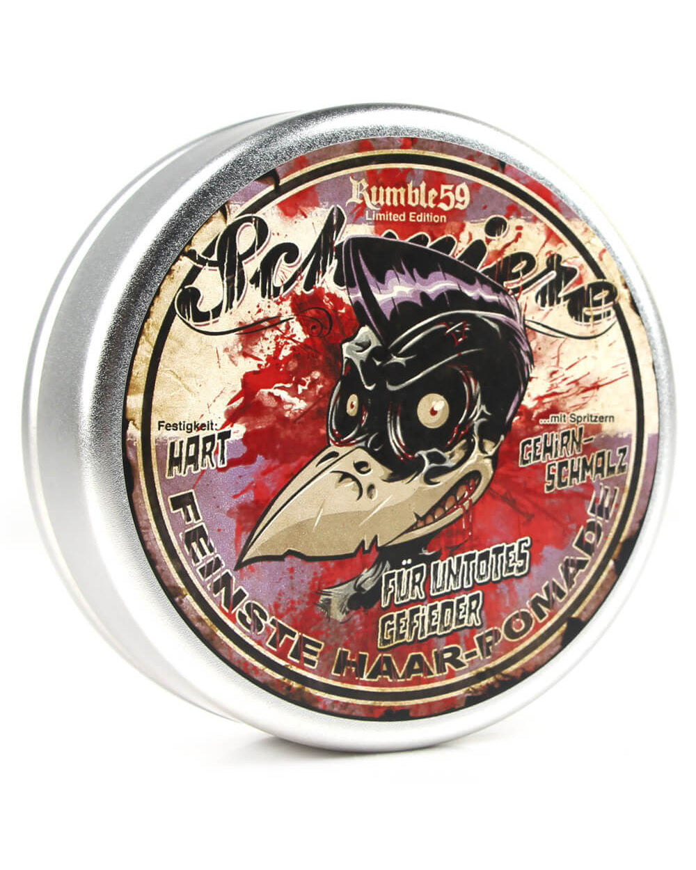 Rumble 59 Zombie Schmiere Pomade