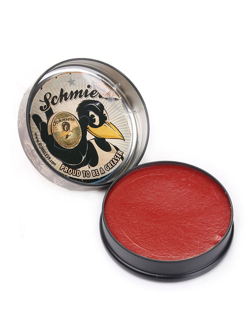 Rumble 59 Red Ink Schmiere Pomade