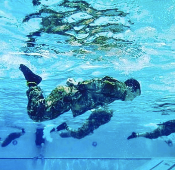 SOF Prep Combat Side Stroke CSS 45 Day Training Plan