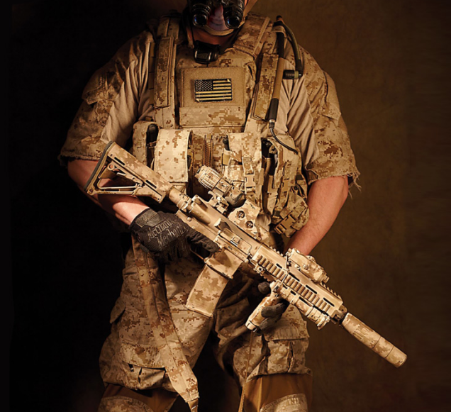 Tier 1 Tactical Athlete Training DEVGRU / CAG (DELTA) - Z