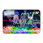 Paint the Night Disneyland Passholder Sticker