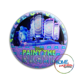 Monsters Inc. Paint the Night Button