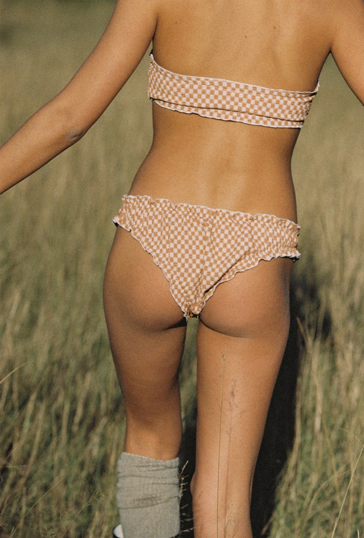 The Chloe Bottom in Laurel Fleur
