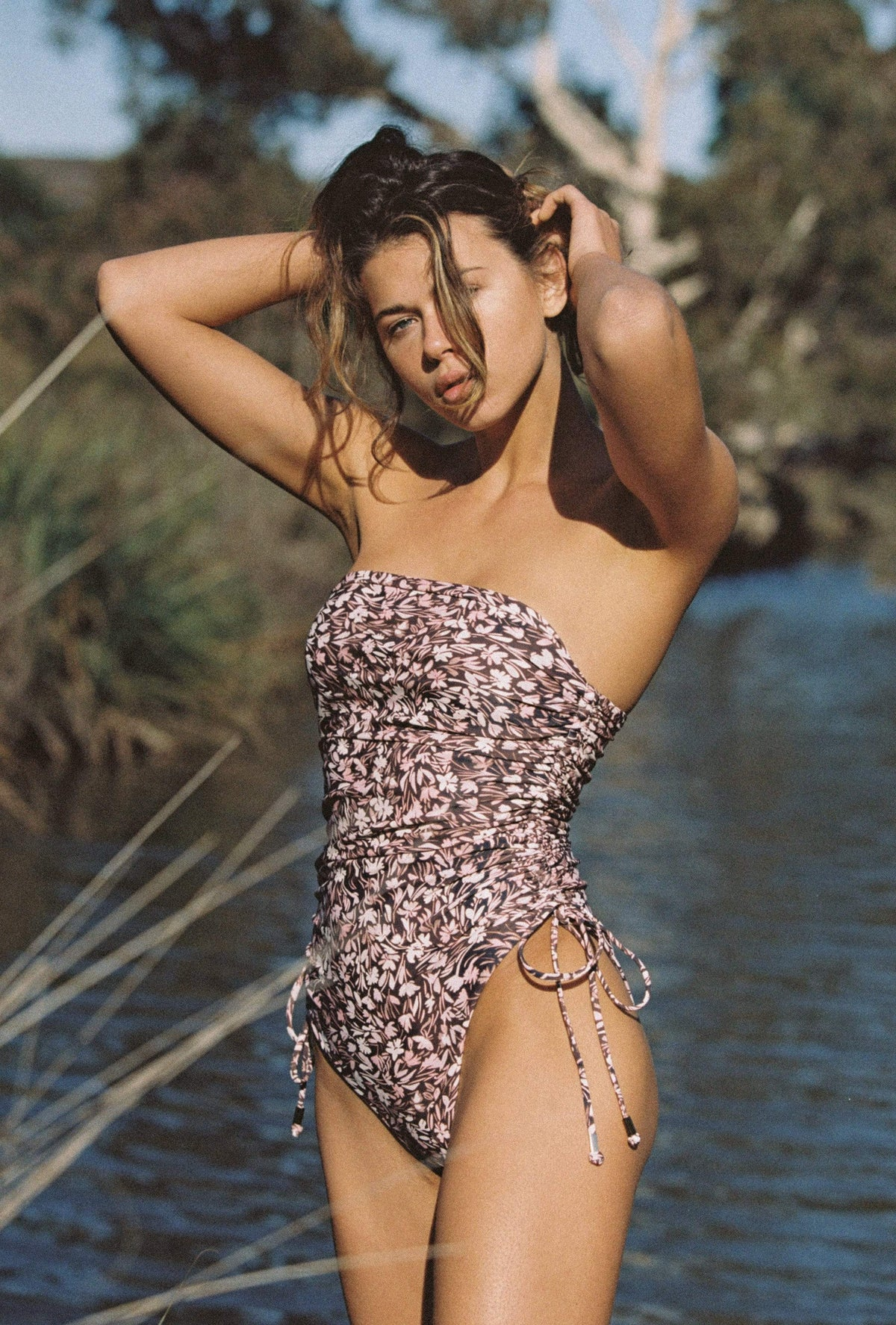 The Lennox One Piece in Meadow