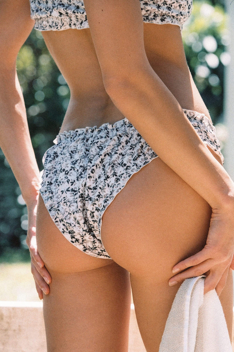 The Chloe Bottom in Isabel Floral