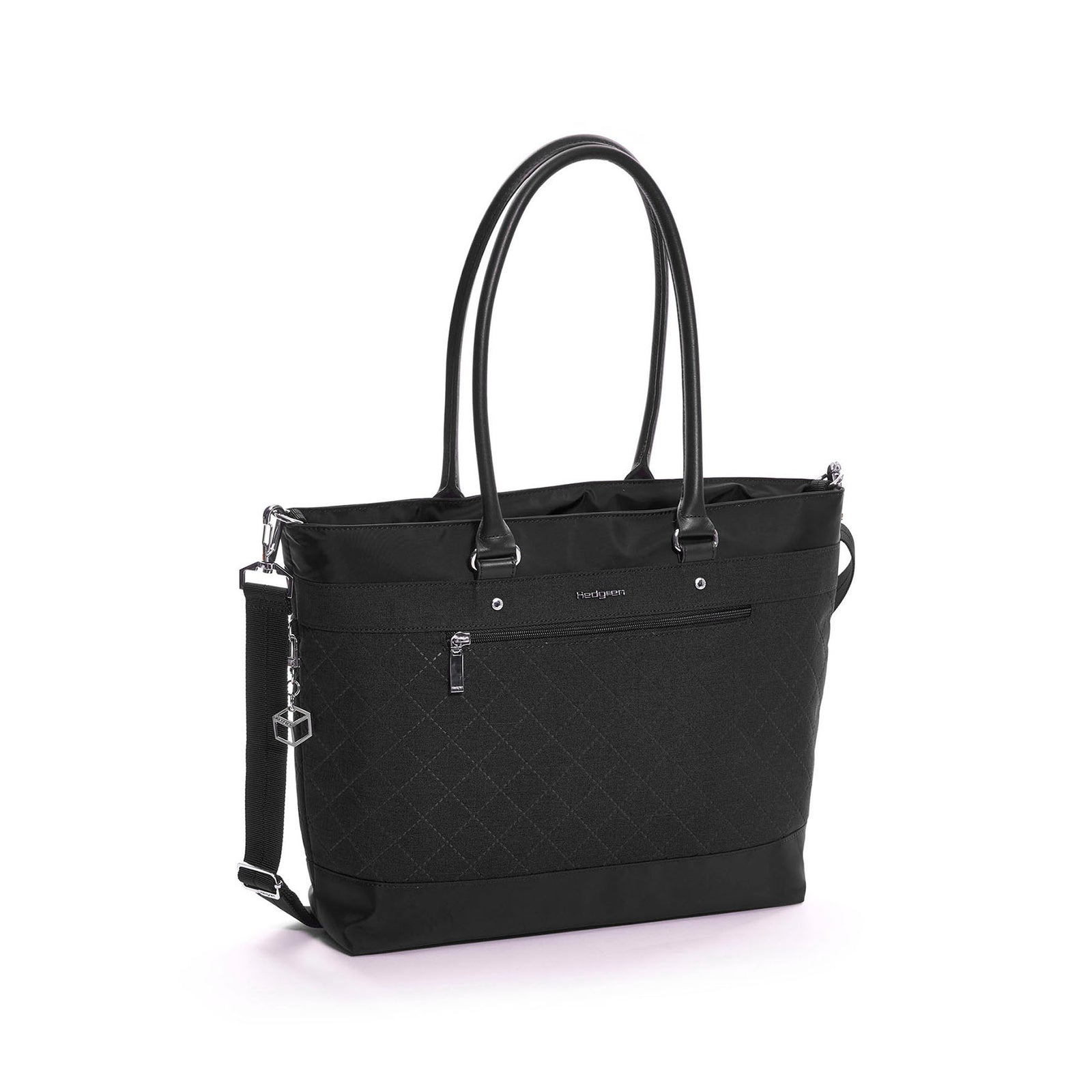 "Zircon RFID Medium 14"" Tote"
