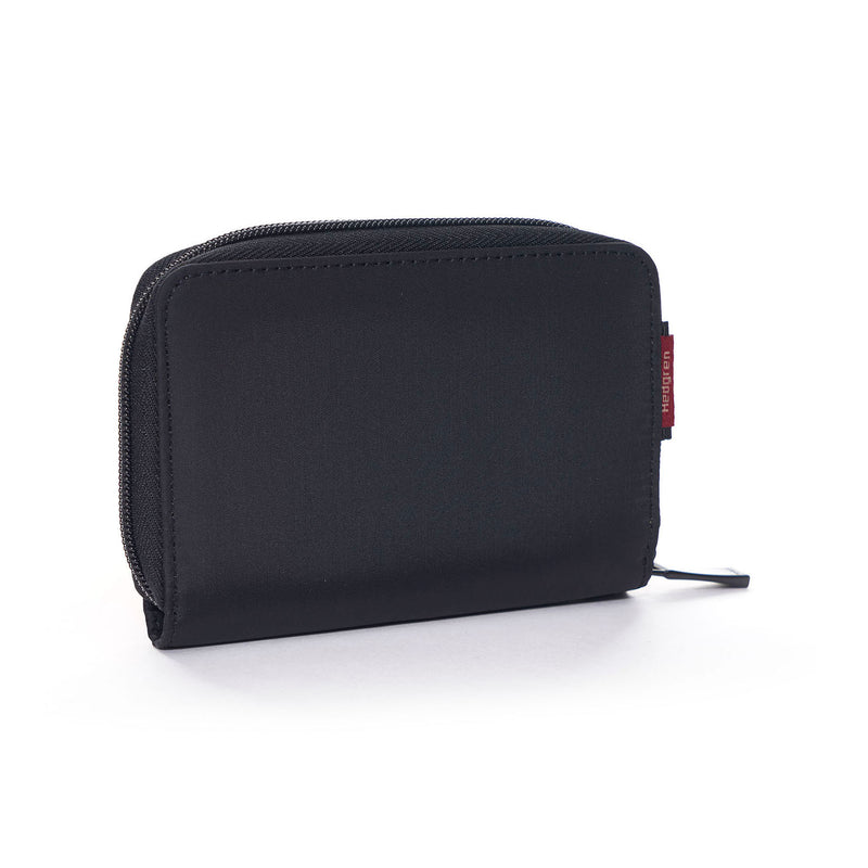 Krona Zipper Wallet with RFID Pocket