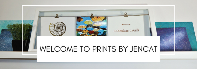 Welcome to Prints by JenCat!