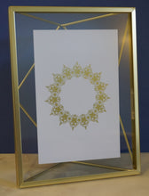 Damask Foil Art- Design 3 (Gold, Rose Gold or Silver ONLY | 4x6 or 5x7)